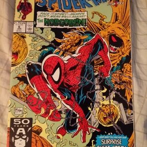 Spiderman #6  Part 1 of 2